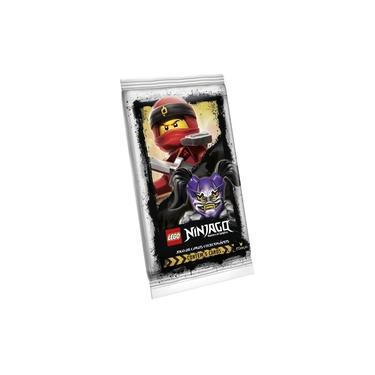 Copag Lego Ninjago Jogo de Cards Colecionáveis Ninja Vermelho