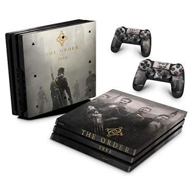 Skin Adesivo para PS4 Pro - The Order
