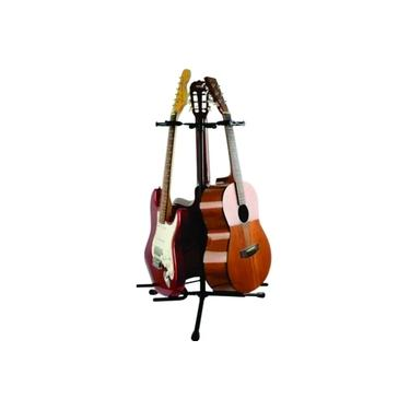 Estante 3 Violão Guitarra Baixo Suporte Tripe Mellody J33