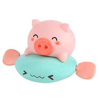 Imagem de NUOBESTY Brinquedo de banho infantil para piscina e banheira de brinquedo