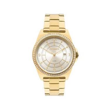 346d02a7451 Relógio de Pulso Feminino Calendário