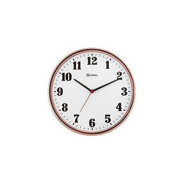 Relógio de Parede 26cm quartz rosê 6125-309 Herweg PT 1 UN