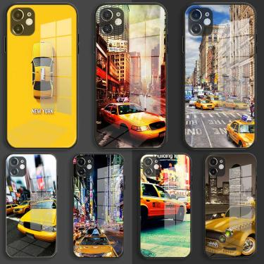 Vidro macio silicone balck caso escudo para iphone 12 11 pro x xs max xr 8 7 6 plus se 2020 s capa