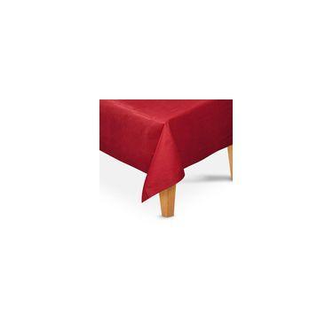 Imagem de Toalha De Mesa Quadrada Tnt Vermelha 5 Unidades