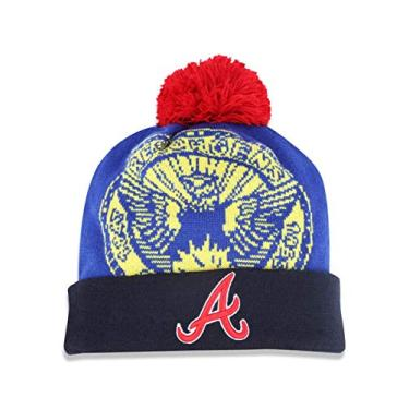 GORRO ATLANTA BRAVES MLB ROYAL NEW ERA ac7ad0019c0
