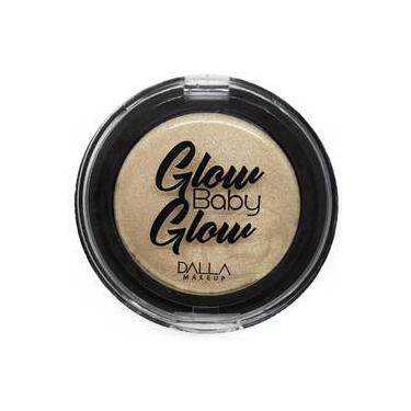 Iluminador Glow Baby Dalla Makeup Glow Pocket - 2 Gold