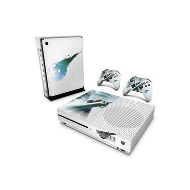 Skin Adesivo para Xbox One Slim - Final Fantasy 7 Remake