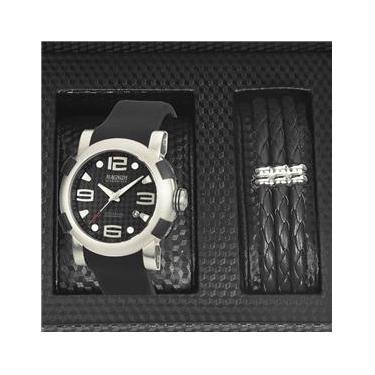 2230d76a843 Kit Relógio Magnum Masculino Scubadiver - MA30801X