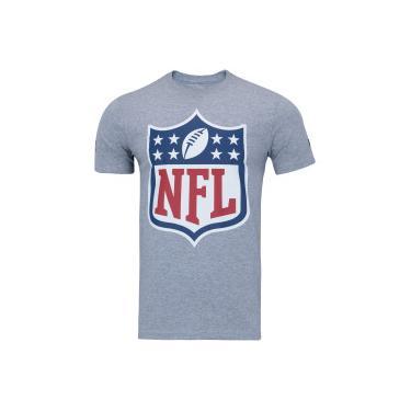 Camiseta New Era Logo NFL - Masculina New Era Masculino