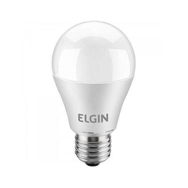 Lâmpada LED Bulbo Power 9W 6500K A60 Branca ELGIN