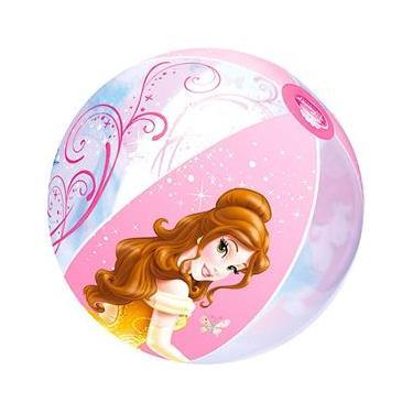 Imagem de Bola De Praia Infantil Disney Princesas