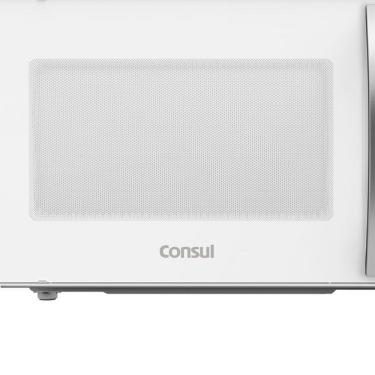Imagem de Micro-ondas 20 Litros Consul CMA20AB com Função Descongelar Branco 110V