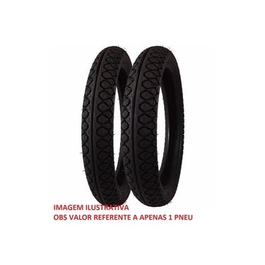 Pneu Dianteiro Biz 100/125 60/100-17 Maggion