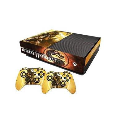 Skin Xbox One Scorpion Mortal Kombat 11