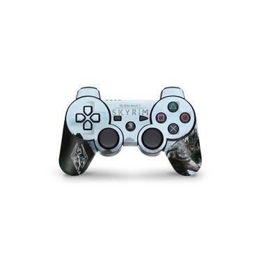 Skin Adesivo para PS3 Controle - Skyrim