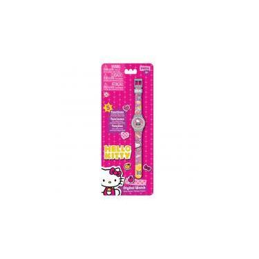 3b3d1023b90 Brinde Hello Kitty Relógio Digital 5 funções Sortido -