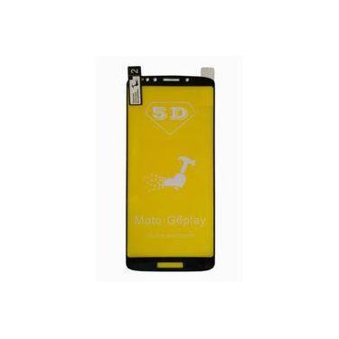 """Película Flexível 5d - Motorola Moto G6 Play Xt1922-5 Tela 5,7"""""""