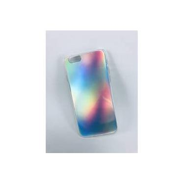 Capinha Holográfica Iphone 6 6s Plus 7 8 Plus X Xr Xs Max