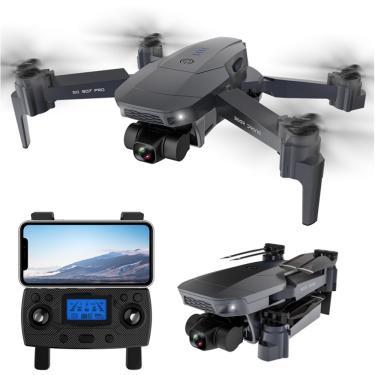 Imagem de ZLL SG907 Pro 5G WIFI FPV GPS Com 4K HD Câmera dupla Gimbal de dois eixos com posicionamento de fluxo óptico Drone RC Do Banggood