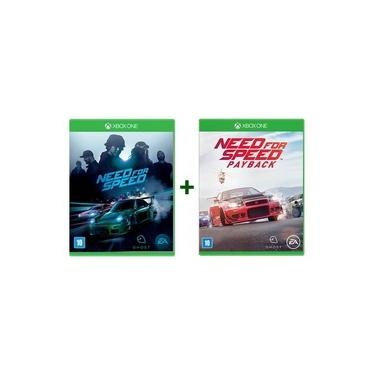 Need For Speed + Need For Speed Payback - Xbox One