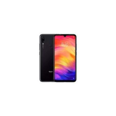 """Smartphone Xiaomi Redmi 7A Dual Sim LTE 5.45"""" 2GB/32GB Preto"""