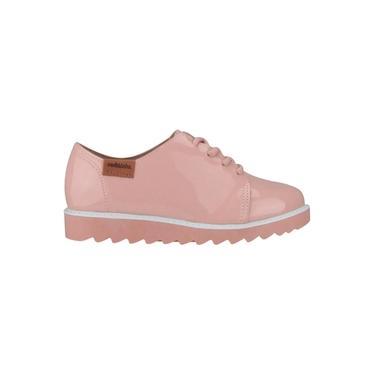 Oxford feminino Molekinha rosa - 2510,111