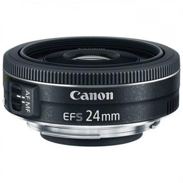 Imagem de Lente Canon Ef-S 24mm F/2.8 Stm