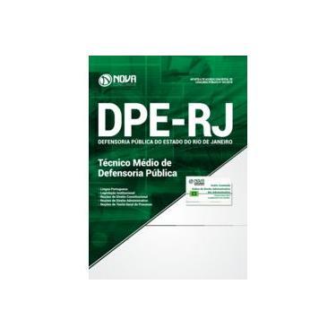 Imagem de Apostila Dpe-rj 2019 - Técnico Médio De Defensoria Pública