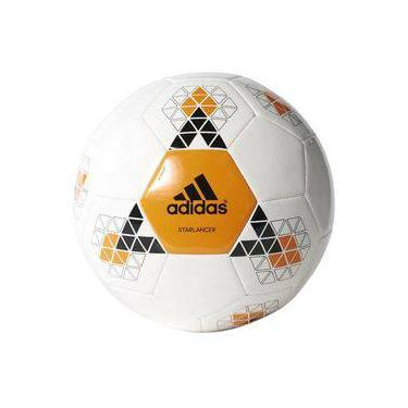 Bola De Futebol Adidas Starlancer Branca f5bf604ba7985