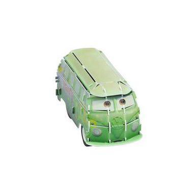 Imagem de Quebra-cabeça 3d Disney Carros Fillmore - Dtc 3806