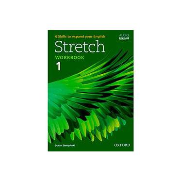 Stretch 1 - Workbook - Editora Oxford - 9780194603249