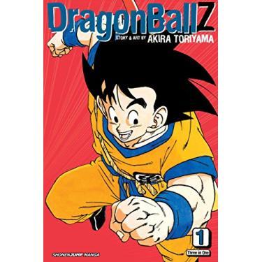 Dragon Ball Z, Volume 1 - Capa Comum - 9781421520643