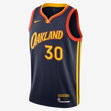 Regata Nike Golden State Warriors City Edition Masculina