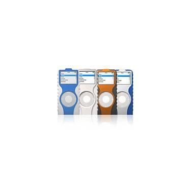 Capa de Silicone TuffWrap Accent para Nano 1a Ger.  - XtremeMac