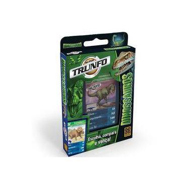 Imagem de Super Trunfo Dinossauros Grow