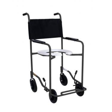 Cadeira De Banho Higiênica 201 Cds Preto