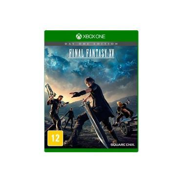 Final Fantasy Xv: Edição Limitada - Xbox One