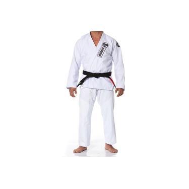 Kimono Jiu Jitsu Bad Boy First Pro Branco