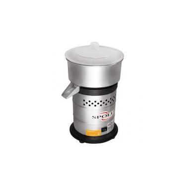 Espremedor de Frutas Industrial Spolu SPL-005 - Elétrico Inox