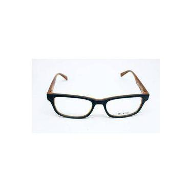 Armação e Óculos de Grau Guess Óculos de Grau   Beleza e Saúde ... 1179a99597