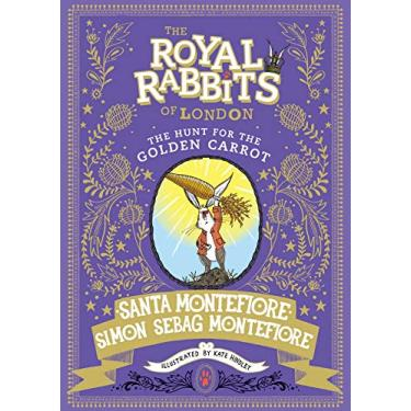 Royal Rabbits London 4 Hunt Golden Carro