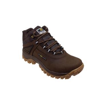 Bota Masculina Adventure Couro Tacoma Boots Company