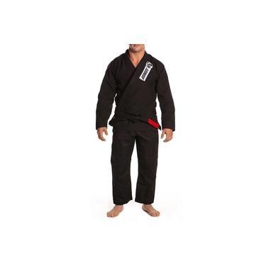 Kimono Jiu Jitsu Bad Boy First Pro Preto