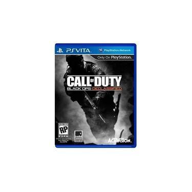 Jogo Ps Vita Call Of Duty