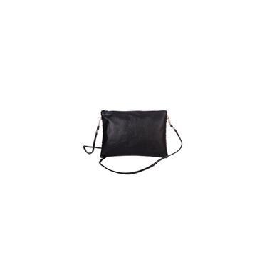 BZ904 Symphony Cor-em mudança Single-sided Sequins Moda Feminina Clutch Bag Ladies Shoulder Bag Cosmetic Bag Preto Prata