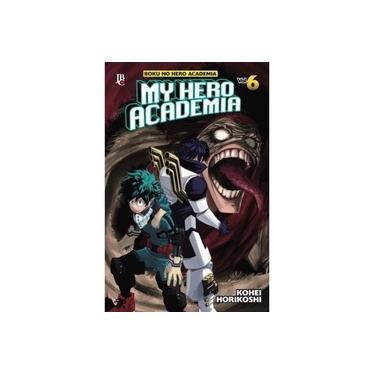 My Hero Academia (Boku No Hero) - Vol. 6 - Horikoshi, Kohei - 9788545703181