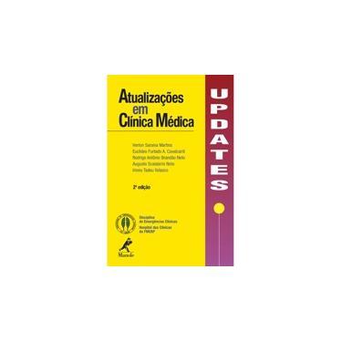 Atualizações em clínica médica - Euclides Furtado De Albuquerque Cavalcanti, Irineu Tadeu Velasco, Herlon S. Martins - 9788520425596