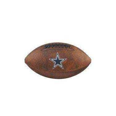 Bola Futebol Americano Dallas Cowboys Throwback - Wilson