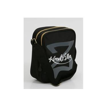 Bolsa Transversal Kondzilla Shoulder Bag Kondzilla Unissex - Xeryus