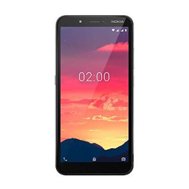 Smartphone Nokia C2 32GB 1GB RAM Tela de 5,7 Pol. HD+ Câmera Traseira 5MP + Flash Frontal Preto NK010